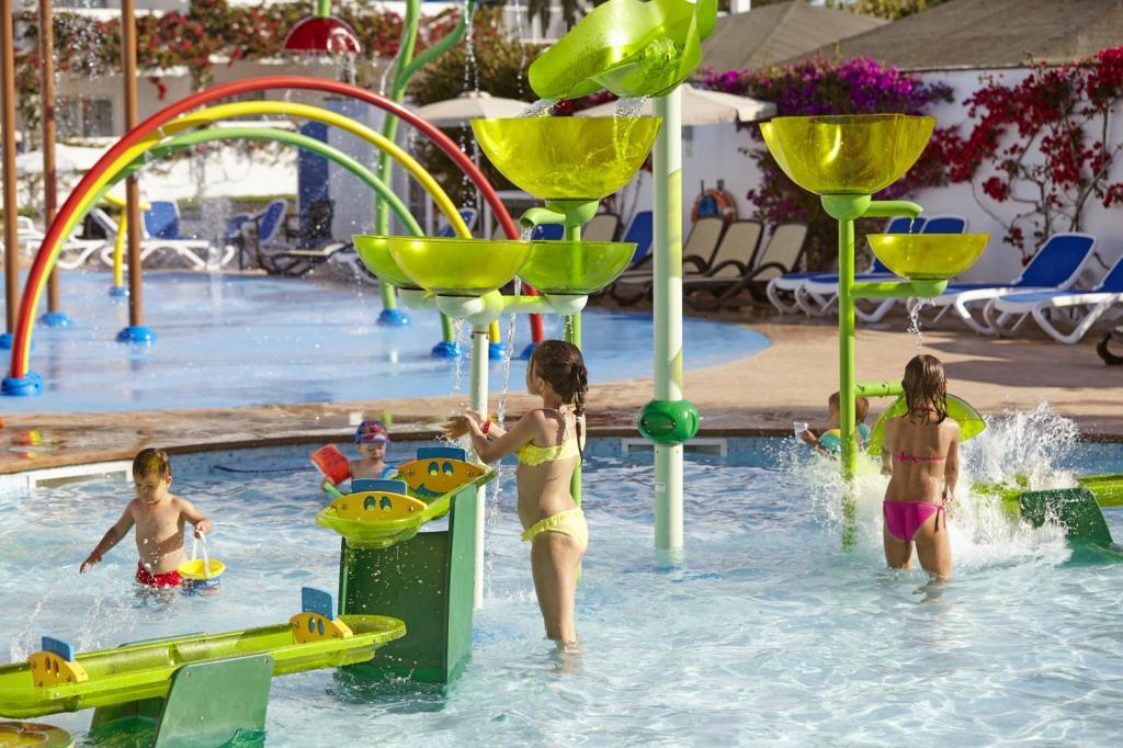 Vortex Aquatic Structure - Club Calimera Es Talaial Project