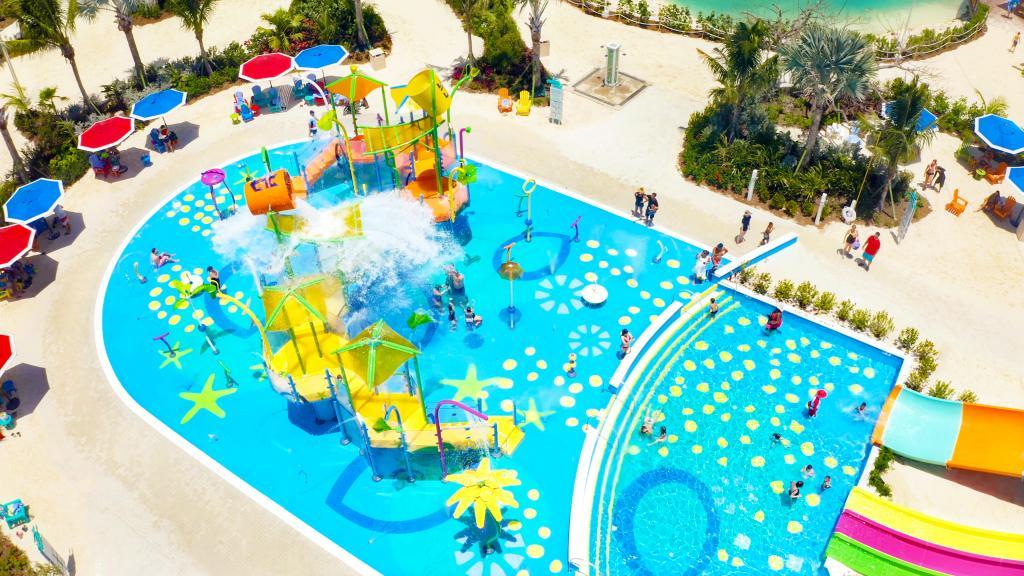 Vortex Aquatic Structure - Royal Caribbean International Project