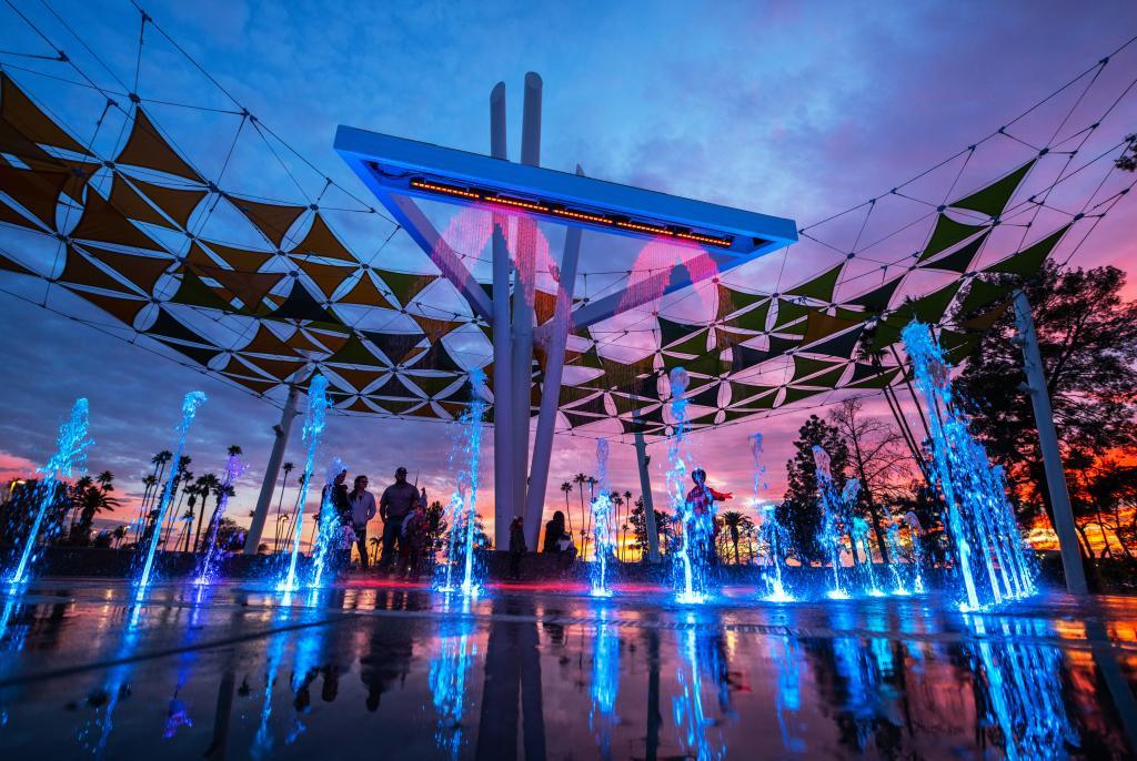 Vortex Aquatic Structure - Pioneer Park Project