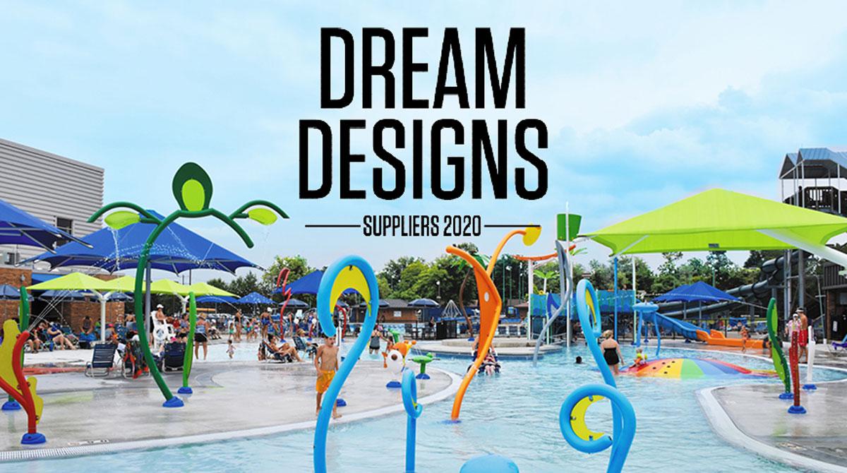 VOrtex Aquatic Structure - Dream Designs Supplier 2020