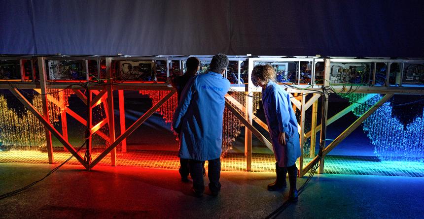 Vortex Aquatic Structure - Research and Development