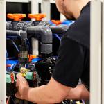 Vortex Aquatic Structure - Installation and Support