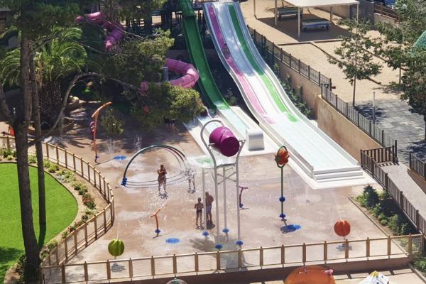 Vortex Aquatic Structure - Hotel Jaime I Project
