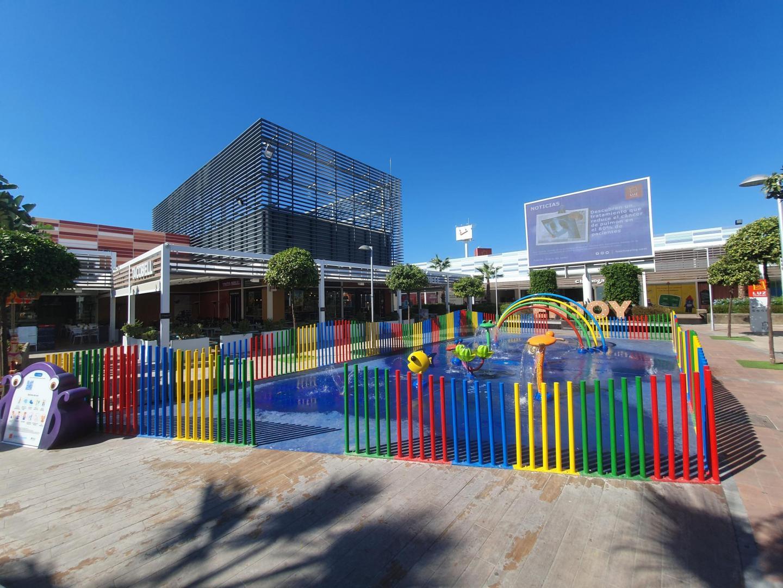 Vortex Aquatic Structure - IKEA Luz Shopping Resort Project