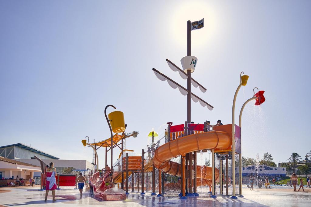 Vortex Aquatic Structure - Palos de la Frontera Project