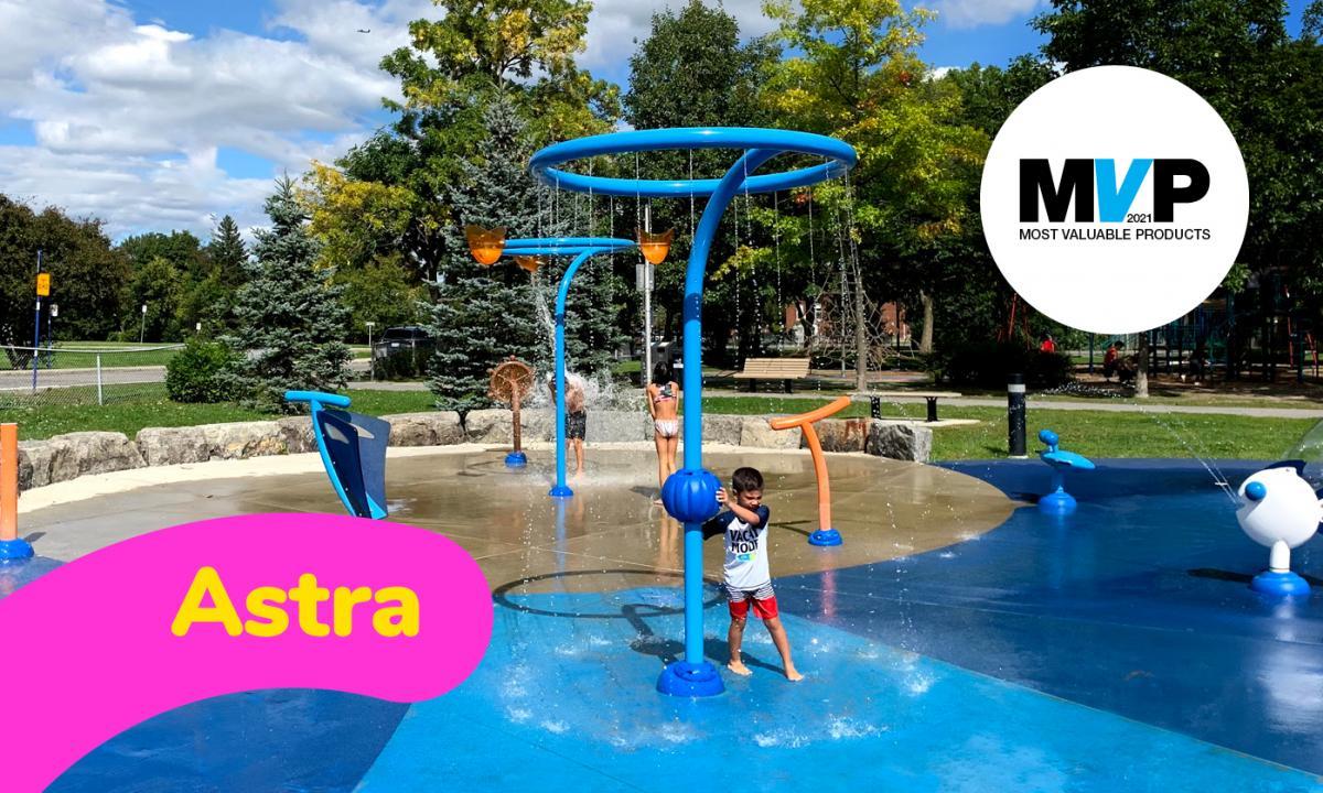 Vortex Aquatic Structure - Astra feature